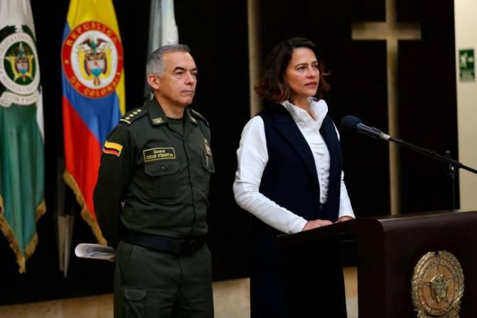 Ministra del interior