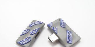 condones USB