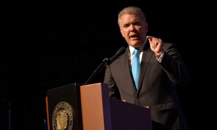 Duque: El gobierno ha avanzado en el desarrollo de las iniciativas para los excombatientes