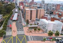 TransMilenio por la septima