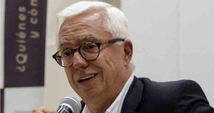 Jorge Robledo anuncio que será candidato a la presidencia en 2022