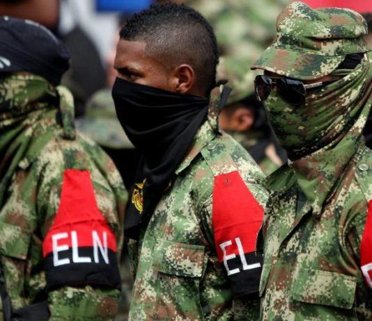 ELN secuestra a cuatro contratistas en Guapi, Cauca