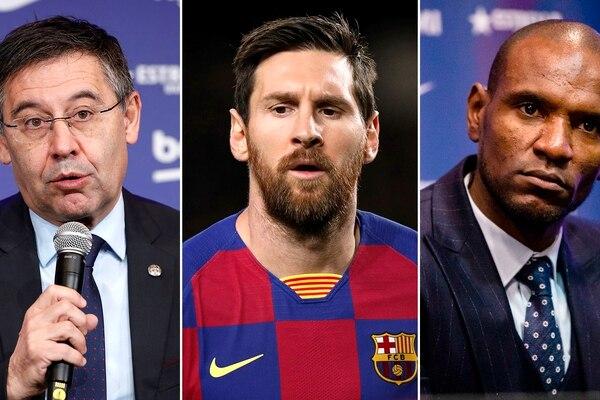 Renovación de Messi