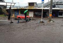 Emergencias por lluvias en Bogotá