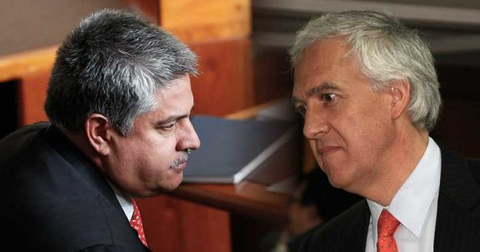 Samuel e Iván Moreno piden entrar a la JEP
