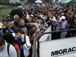 Emisarios de Guiadó y Gobierno de Colombia acuerdan abrir corredor de paso para que venezolanos vuelvan a su país