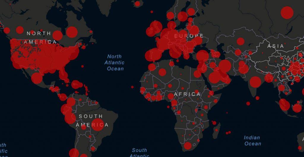 El mundo supera los seis millones de casos de Covid-19