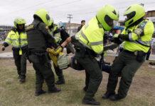 Imagen de referencia de abuso policial