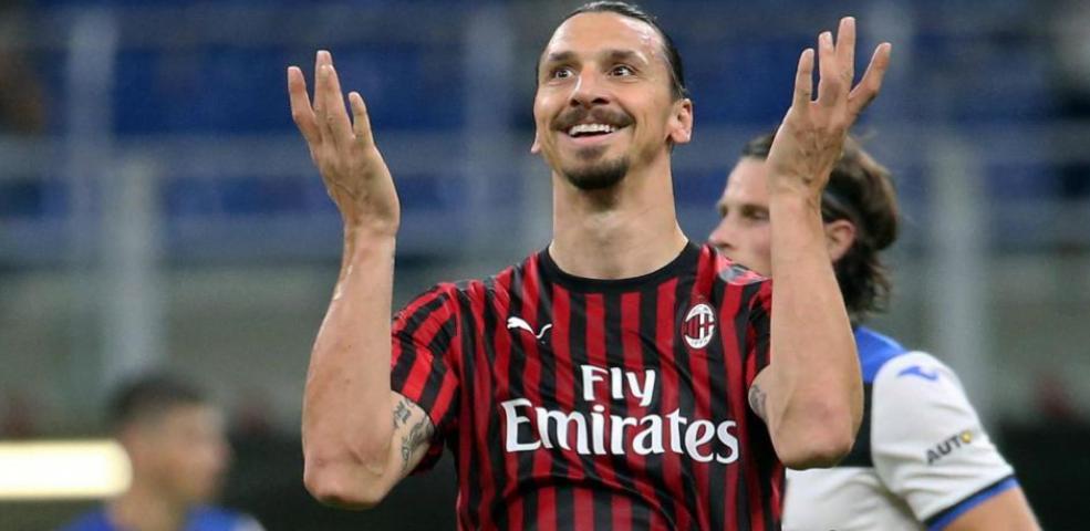 Ibrahimovic fue el único jugador del Milan que dio ...