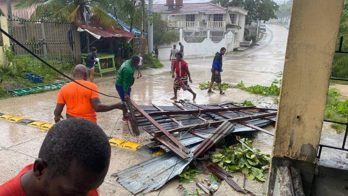 Providencia quedó devastada tras el paso de huracán Iota - 45 Segundos